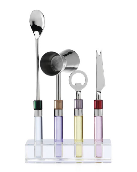 nolita 5 piece bar tool set