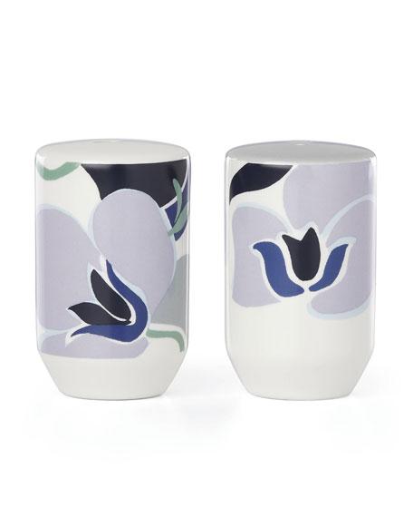 nolita floral salt/pepper shakers