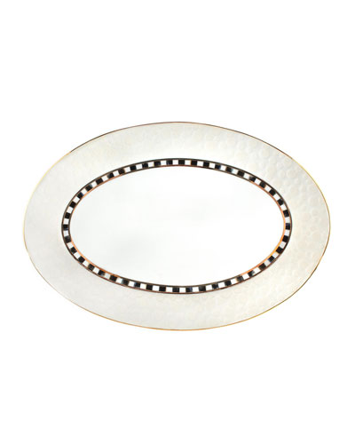 Soho Cloud Serving Platter