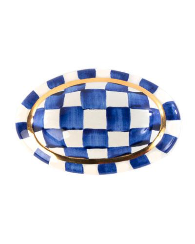 Royal Check Kaleidoscope Knob