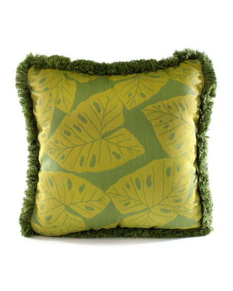 MacKenzie-Childs Zanzibar Outdoor Accent Pillow