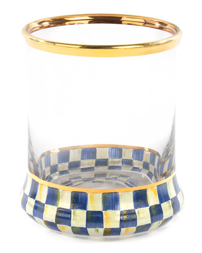 Royal Check Tumbler