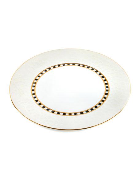 MacKenzie-Childs Soho Cloud Dinner Plate