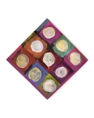 Unorthodot Paper Cocktail Napkins  20 Pack