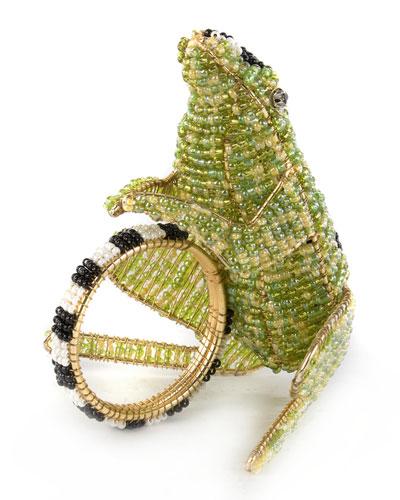 Frog Napkin Ring