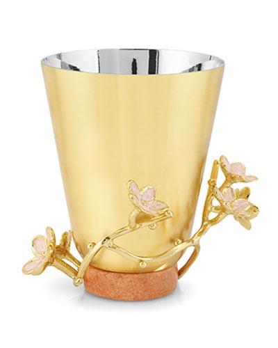 Cherry Blossom Bud Vase