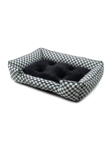 MacKenzie-Childs Courtly Check Lulu Large Pet Bed