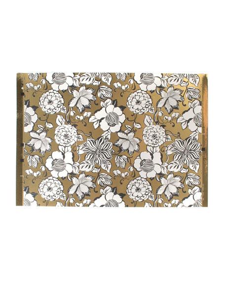 Avant-Garden Gold Small Wallpaper