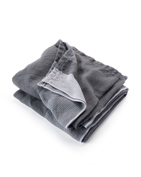 Pemaquid Knit Throw Blanket