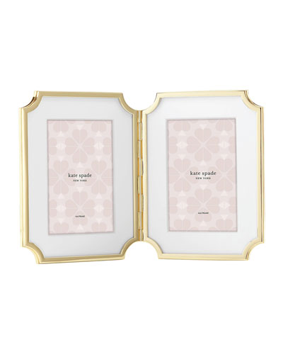sullivan street 4 x 6 double picture frame
