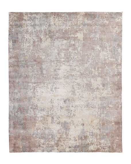 Robles Hand-Woven Rug, 8' x 10'