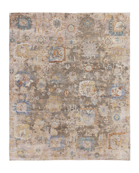 Soto Hand-Knotted Rug, 9' x 12'
