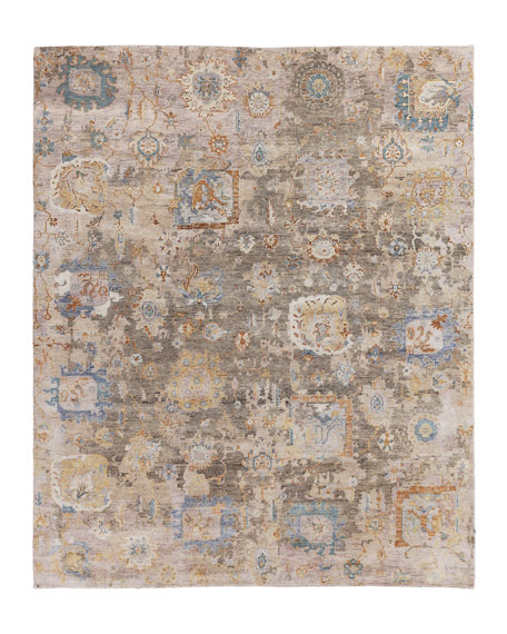 Soto Hand-Knotted Rug, 12' x 15'