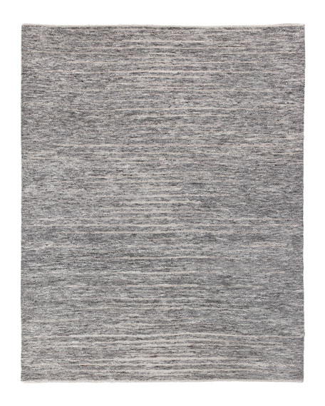 Eaton Hand-Knotted Rug, 9' x 12'