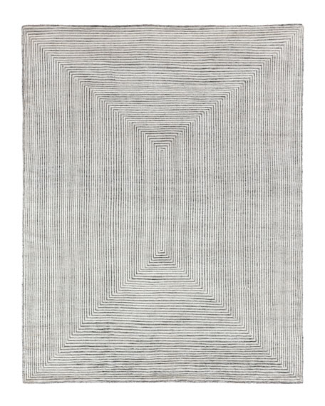 Martinez Hand-Knotted Rug, 12' x 15'