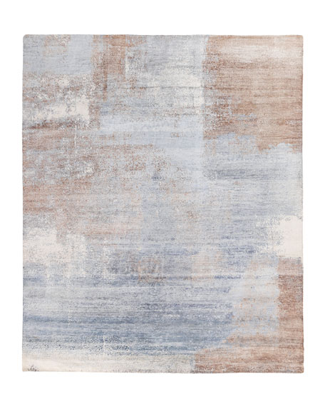 Edgewood Hand-Knotted Rug, 10' x 14'