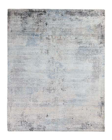 Brantley Hand-Knotted Rug, 8' x 10'