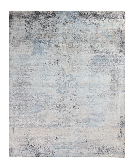 Brantley Hand-Knotted Rug, 10' x 14'