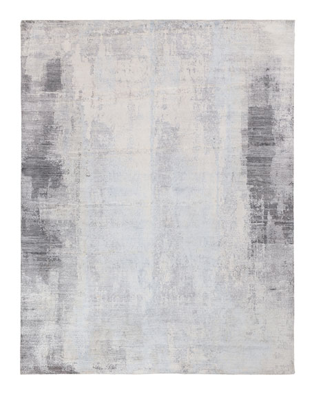 Brookston Hand-Knotted Rug, 8' x 10'