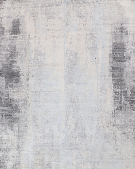 Brookston Hand-Knotted Rug, 10' x 14'