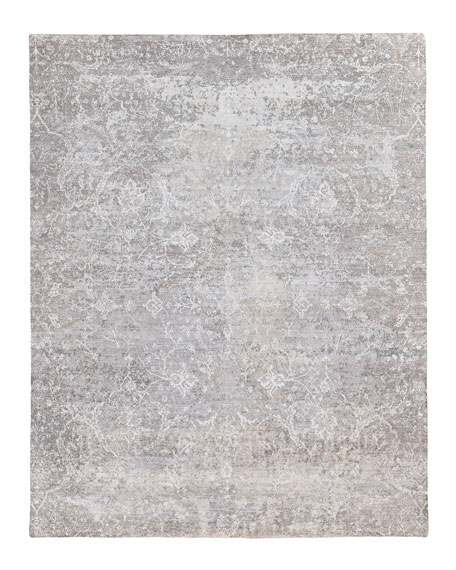 Muncy Hand-Knotted Rug, 8' x 10'