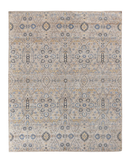 Bryce Hand-Knotted Rug, 8' x 10'
