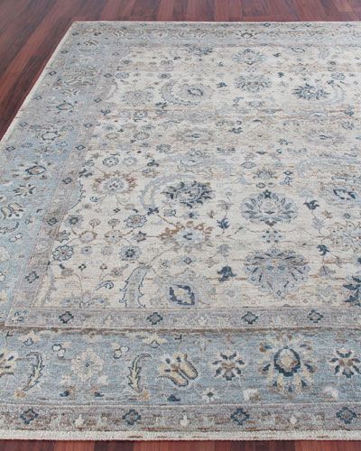 Bethany Hand-Knotted Rug  10' x 14'