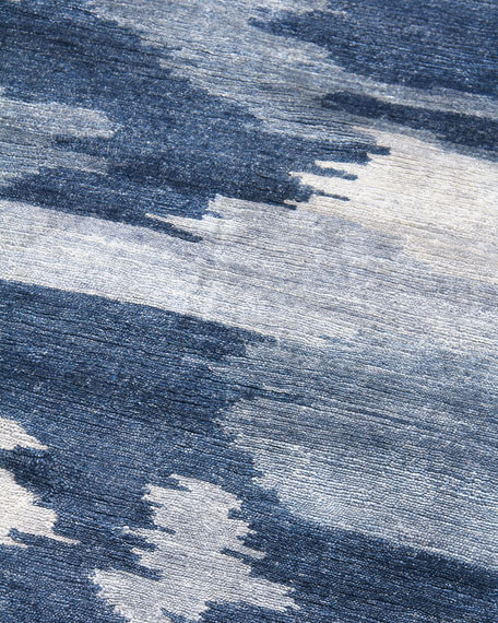 Kendrick Hand-Knotted Rug, 9' x 12'