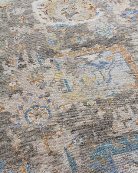 Soto Hand-Knotted Rug, 8' x 10'