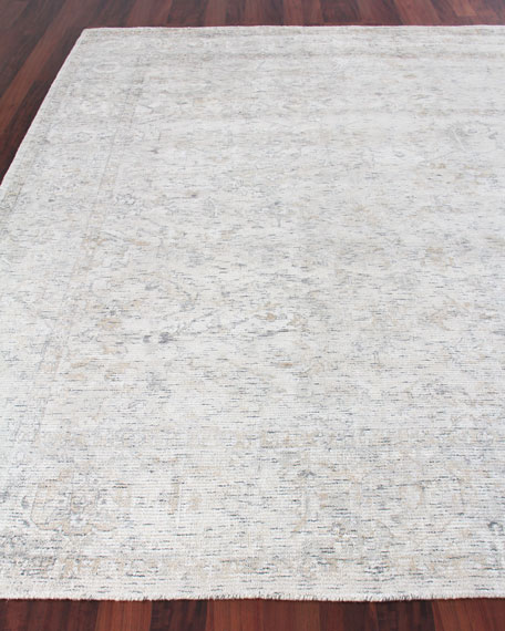 Reddick Handmade Rug, 9' x 12'