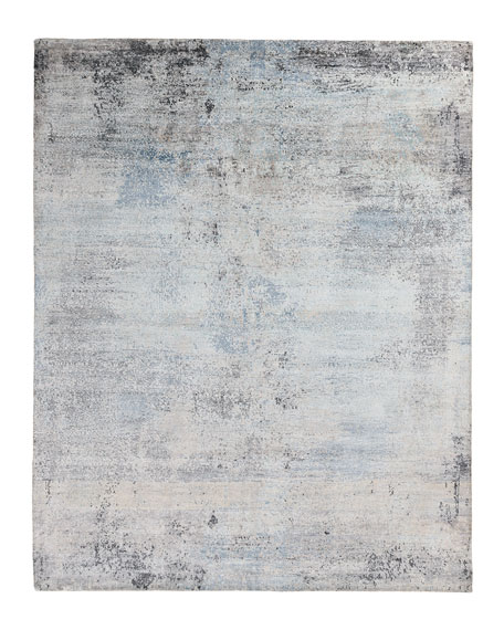 Brantley Hand-Knotted Rug, 9' x 12'