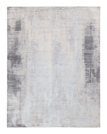 Brookston Hand-Knotted Rug, 9' x 12'