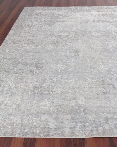 Muncy Hand-Knotted Rug, 12' x 15'