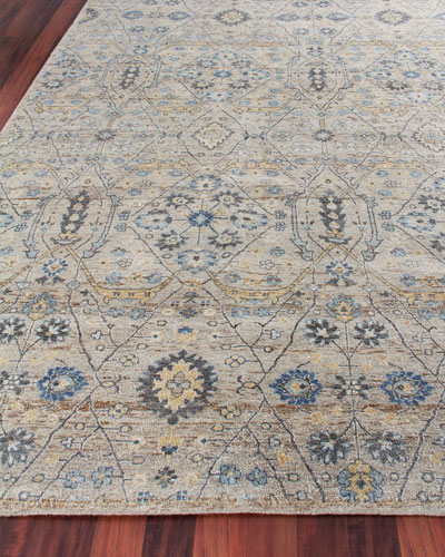 Bryce Hand-Knotted Rug  9' x 12'