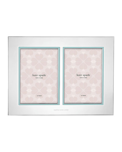 Double Invitation Picture Frame
