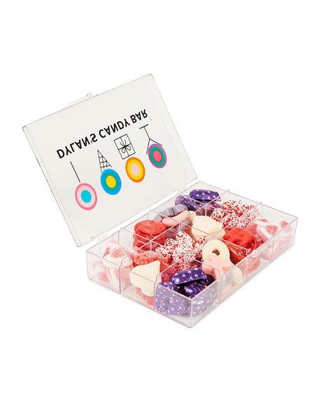 Dylan's Candy Bar Valentine Tackle Box