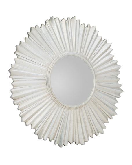 Allure Round Mirror