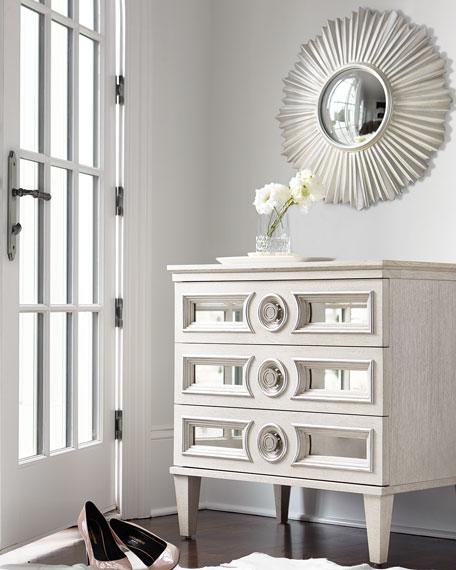 Bernhardt Allure Round Mirror