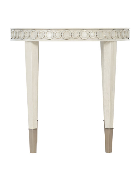 Allure Round Chairside Table
