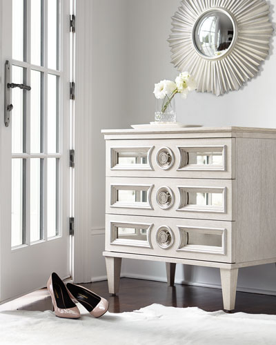 Allure 3-Drawer Bachelors Chest