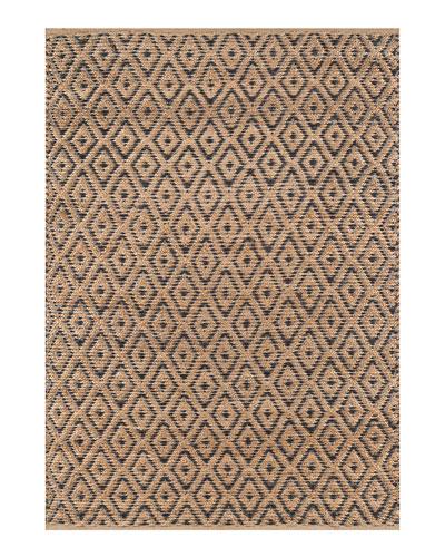 Warner Hand-Woven Rug  5' x 8'