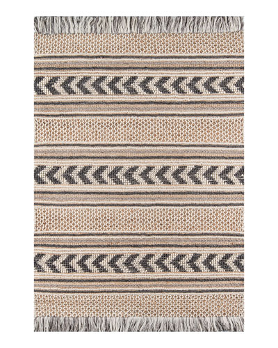 Vincent Hand-Woven Rug  5' x 8'