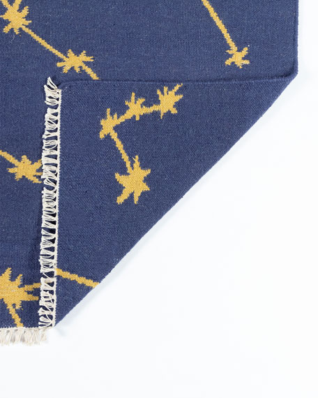 Hamilton Hand-Woven Rug, 5' x 8'