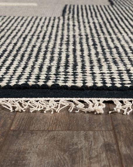 Vashon Hand-Woven Rug, 3' x 5'