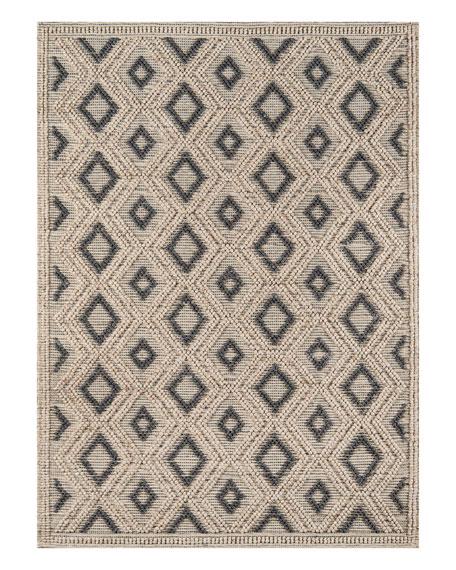 Ballantyne Hand-Tufted Rug, 5' x 8'