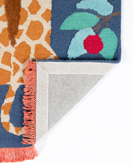 Roslyn Hand-Tufted Rug, 4' x 6'