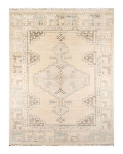 Everson Hand-Knotted Rug  10' x 14'