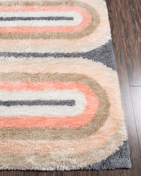 Sequoia Hand-Tufted Rug, 3' x 5'