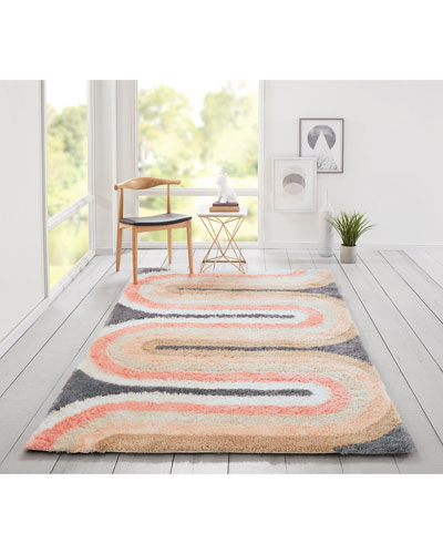 Sequoia Hand-Tufted Rug  3' x 5'