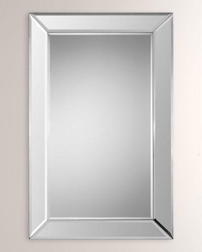 Beveled Mirror Frame